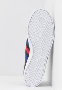 adidas Originals - COAST STAR - Tenisky - core black/collegiate royal/scarlet - 4