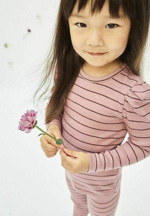 Langarmshirt - nostalgia rose