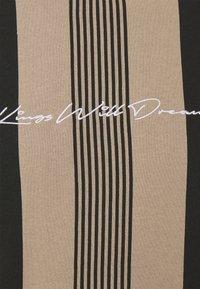 Kings Will Dream - VEDLO CREW - Sweatshirt - dark sand/black - 5