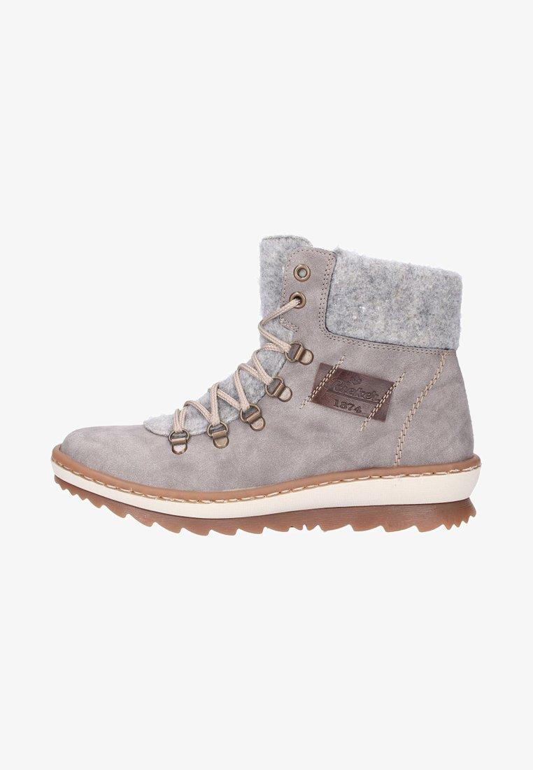 Rieker - Vinterstøvler - grey