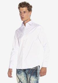 Cipo & Baxx - Formal shirt - weiss - 6
