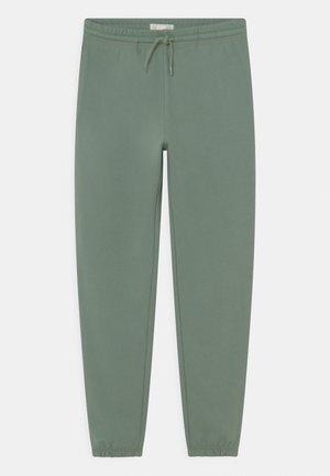 UNISEX - Trousers - light green