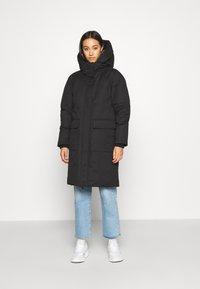 Minimum - ALILLA - Winter coat - black - 0