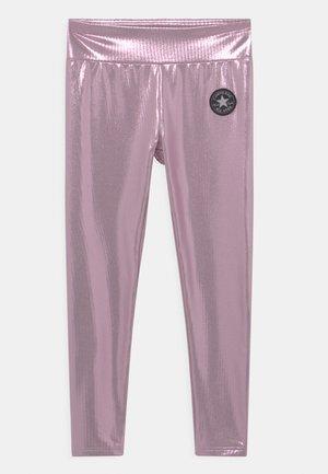 HIGH RISE  - Leggings - pink