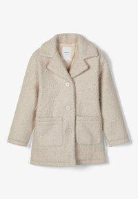 Name it - TEDDY - Winter coat - peyote - 4