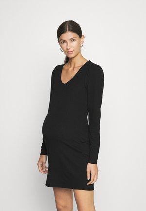 VMMTAMMIE - Jersey dress - black