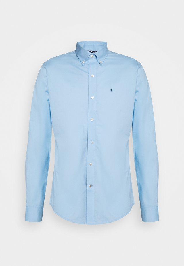 POPLIN SOLID - Businesshemd - blue bell