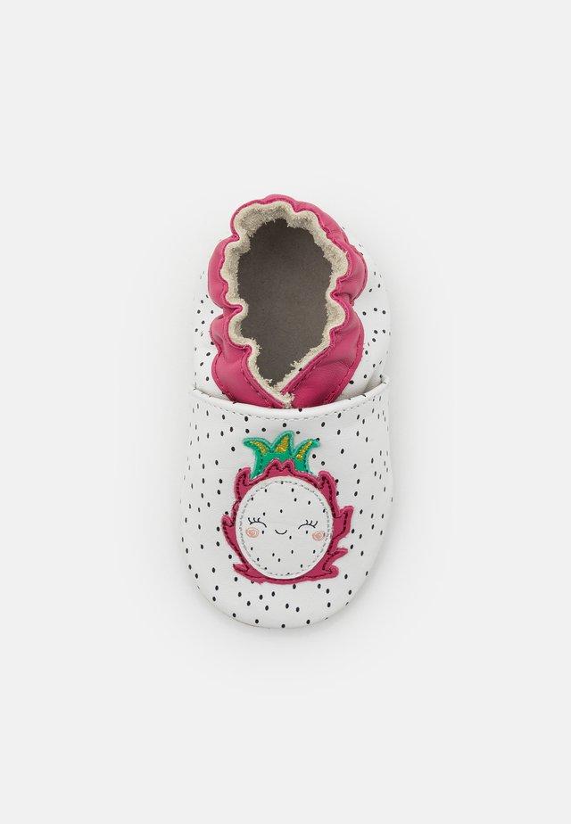 DRAGON FRUIT - Scarpe neonato - blanc