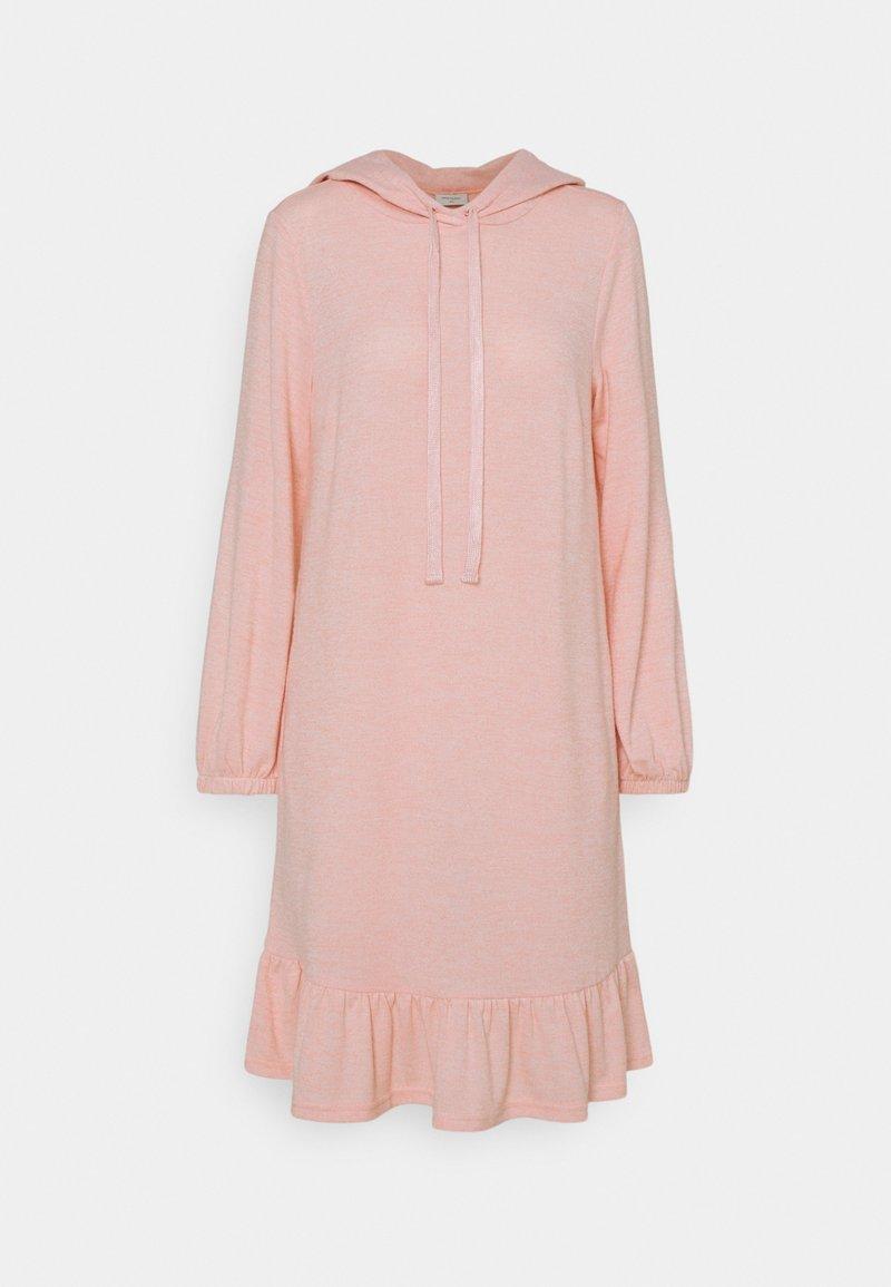 Freequent - FQLIVANA - Jumper dress - silver/pink