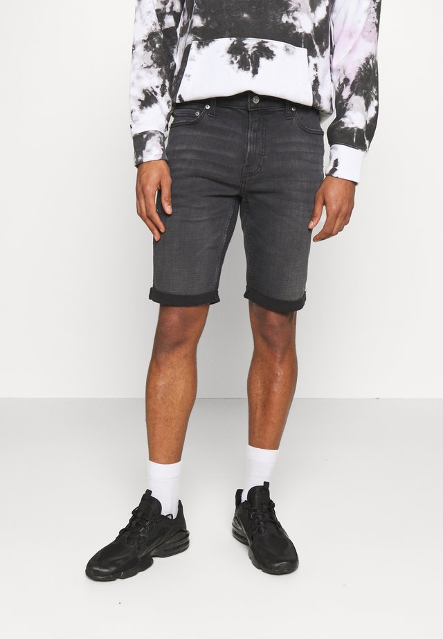 Shorts vaqueros - clean washed black