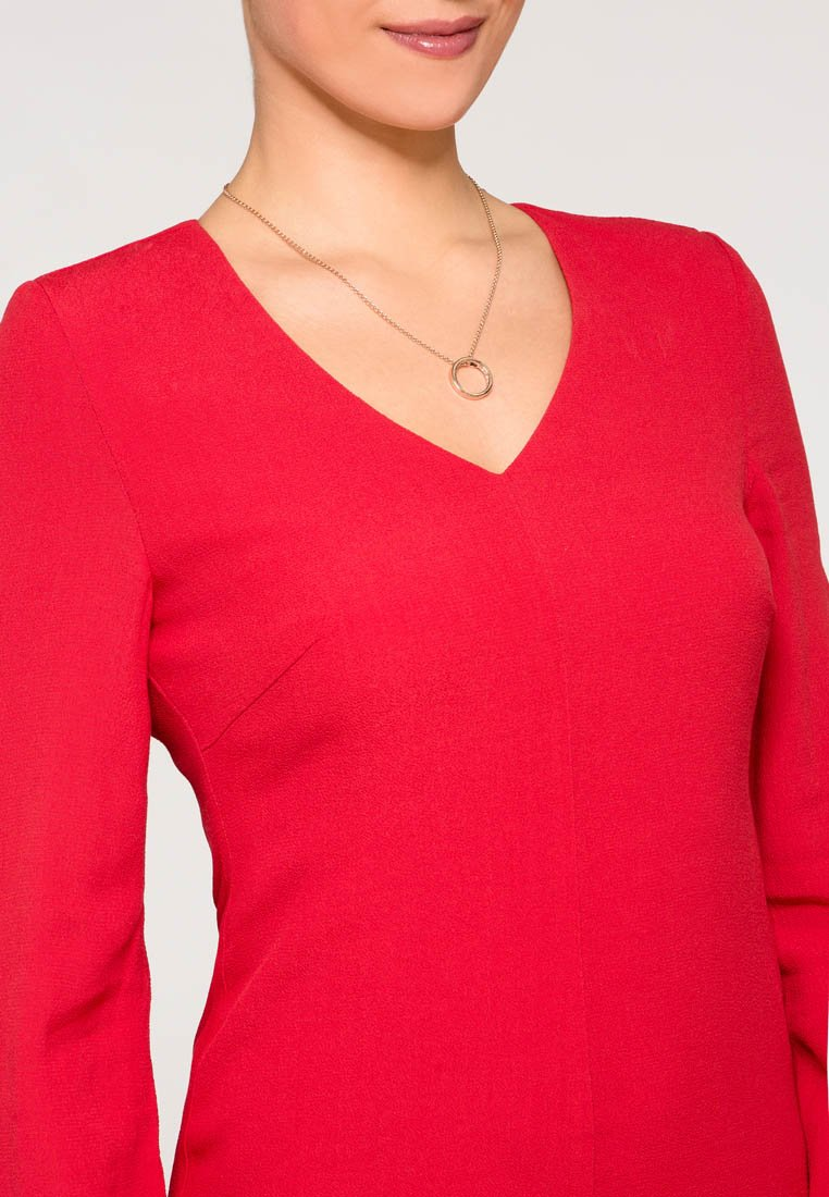 SNÖ of Sweden - RIVA - Necklace - roségoldfarben