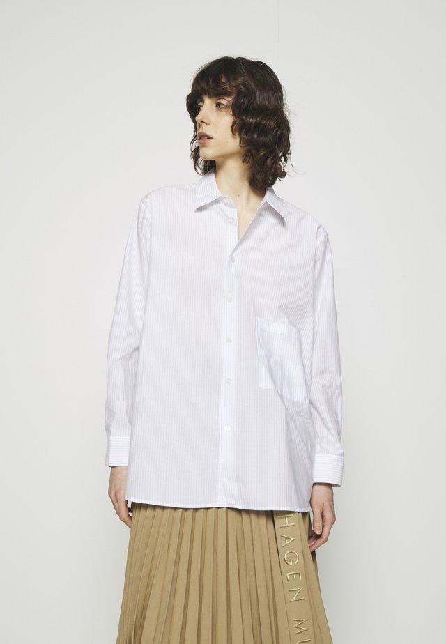 ELMA SHIRT - Pusero - white