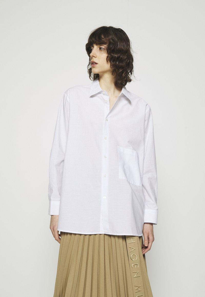 Hope - ELMA SHIRT - Blouse - white