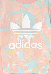 adidas Originals - CREW SET - Survêtement - pink tint/multicolor/haze coral - 3