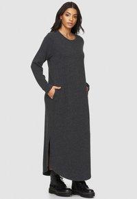 Cotton Candy - TILDA - Maxi dress - black mel. - 5