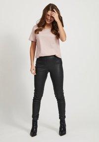 Vila - VISUS  - Basic T-shirt - pink - 1