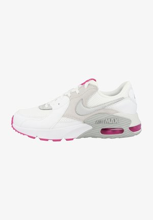 AIR MAX EXCEE - Trainers - white-metallic platinum-vast grey (cd5432-103)