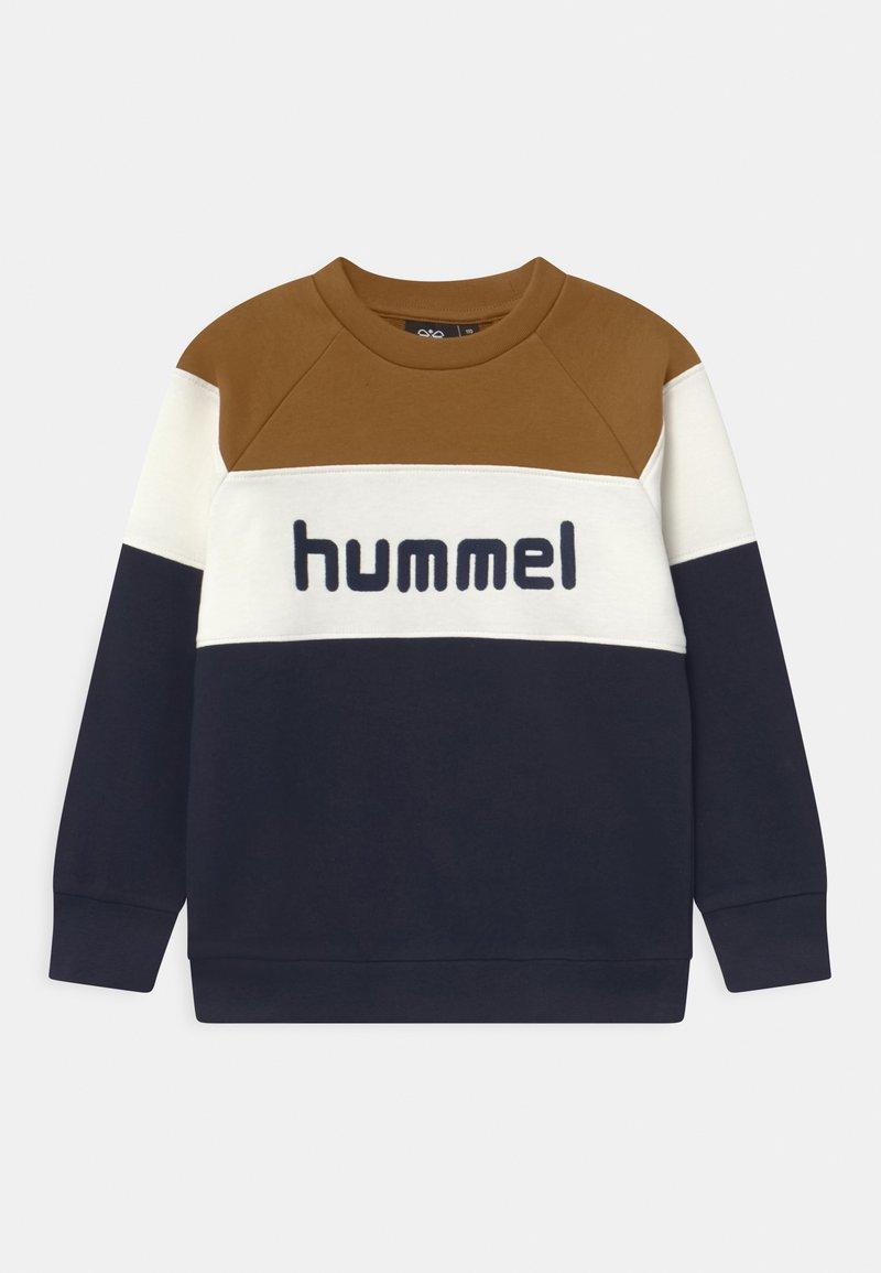 Hummel - CLAES UNISEX - Collegepaita - rubber