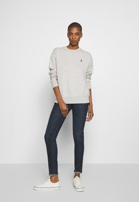 Polo Ralph Lauren - LONG SLEEVE - Sweatshirt - mottled grey - 1