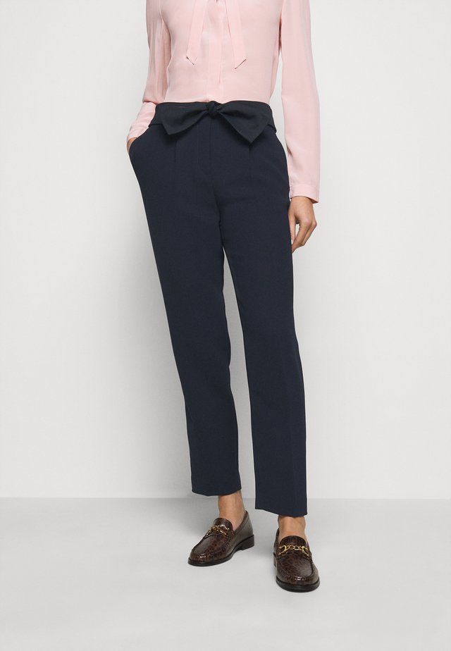 PAPAYE - Trousers - marine