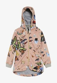 Molo - HILLARY - Light jacket - salmon/multi-coloured - 3