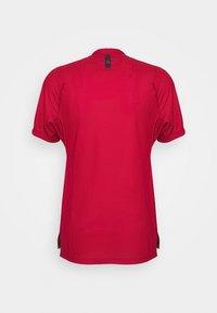 Nike Golf - DRY MOCK - Camiseta de deporte - team red/gym red/white - 1