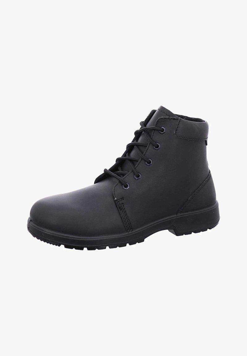 Blue Heeler - Lace-up ankle boots - black