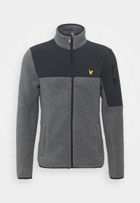 Lyle & Scott - POLARTEC THERMAL  - Fleece jacket - rock grey - 4
