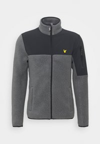 POLARTEC THERMAL  - Fleece jacket - rock grey