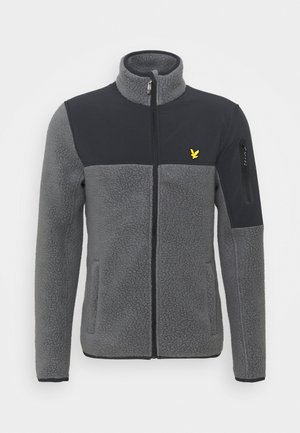 POLARTEC THERMAL  - Fleecová bunda - rock grey