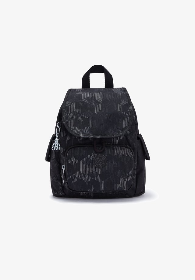 CITY PACK MINI - Tagesrucksack - mysterious grid