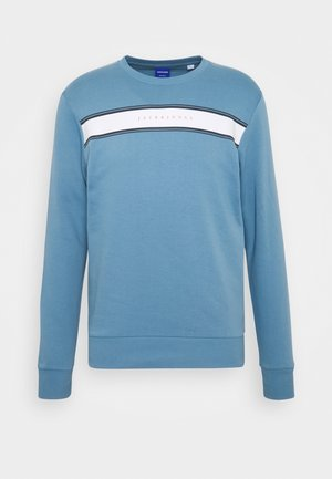 JORLOGANS CREW NECK - Sweatshirt - blue heaven
