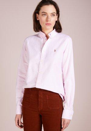 OXFORD SLIM FIT - Skjortebluser - deco pink