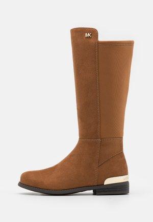 EMMA DIANA - Boots - caramel