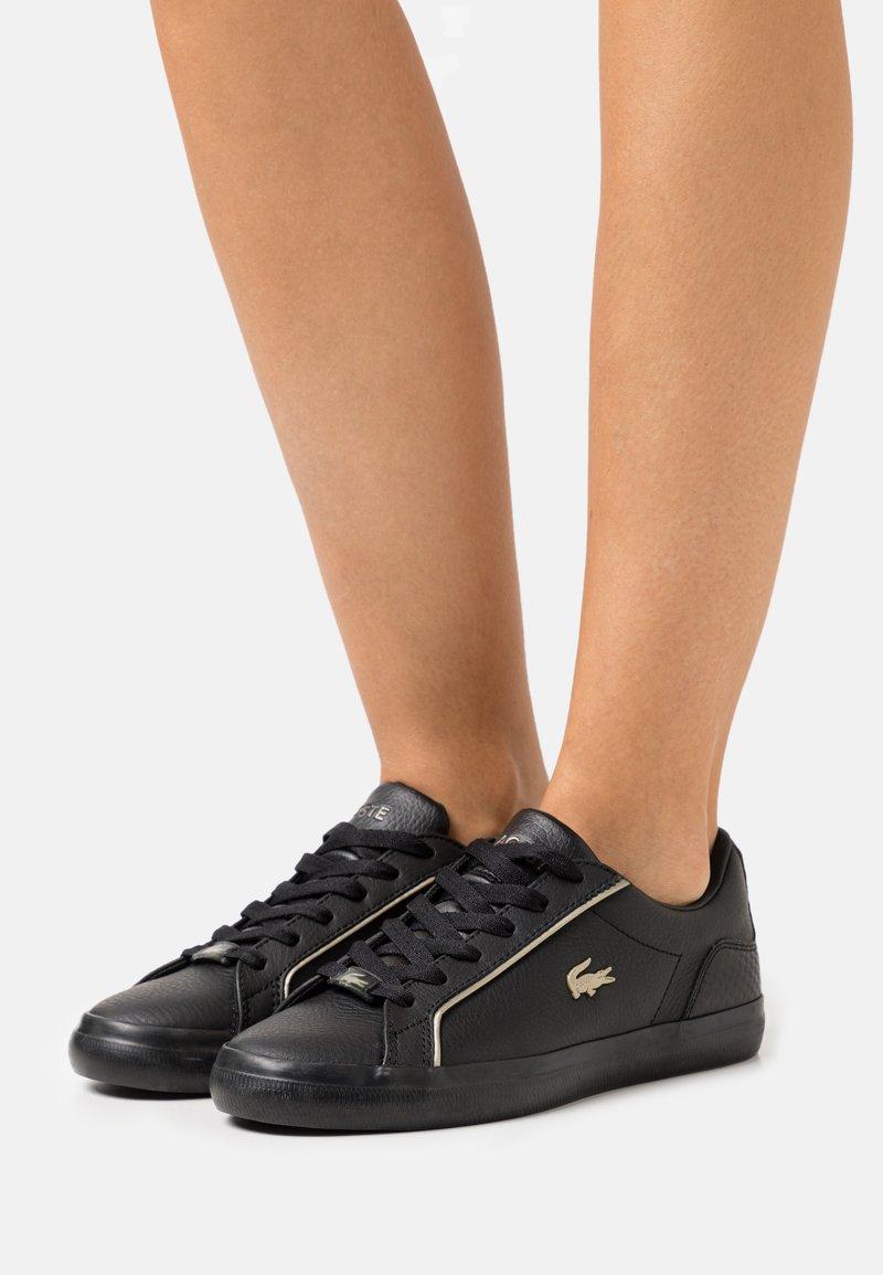 Lacoste - LEROND - Baskets basses - black
