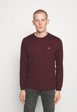 ORIGINAL TEE - Långärmad tröja - sassafras