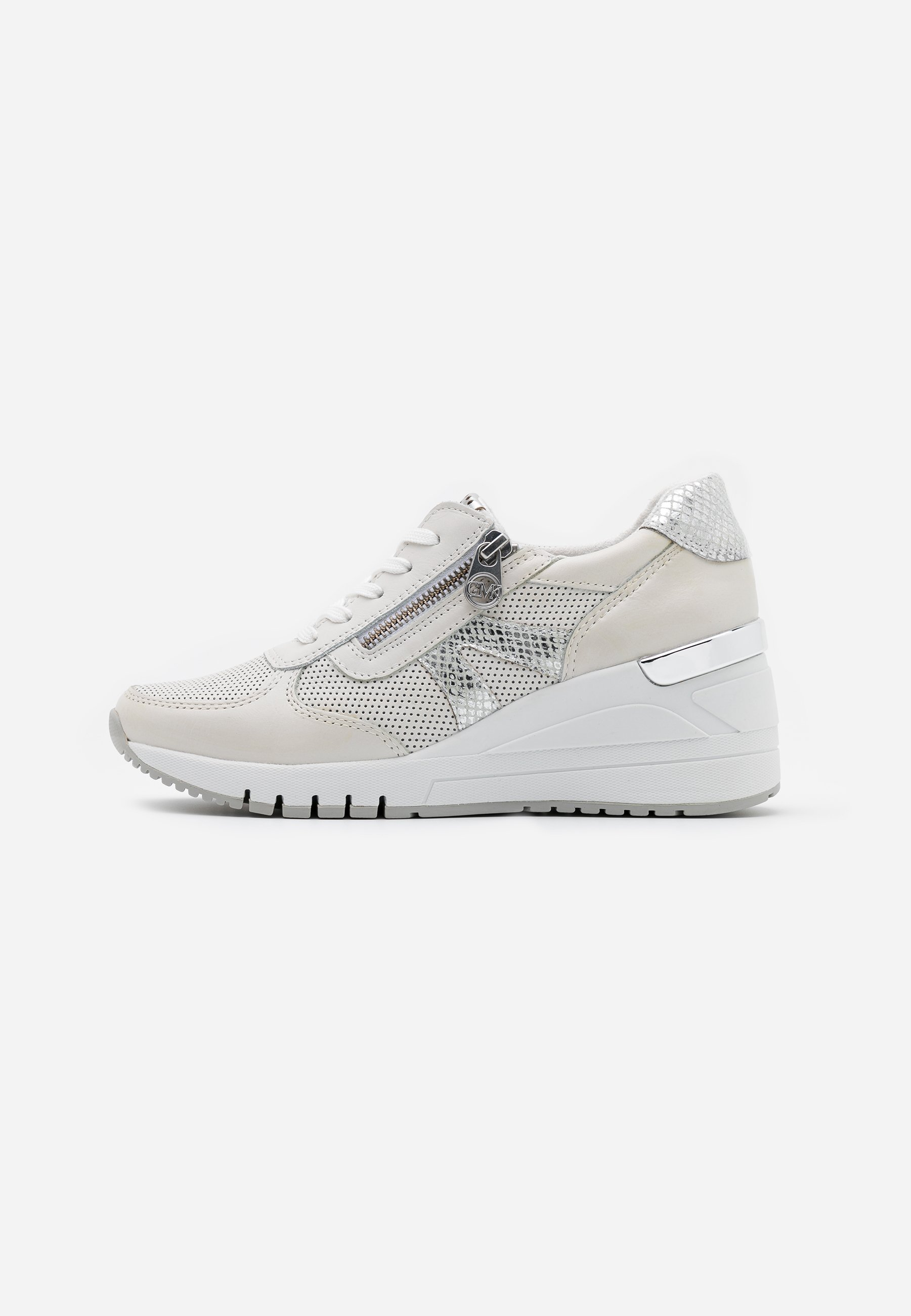 Marco Tozzi By Guido Maria Kretschmer Lace-up - Sneakers White