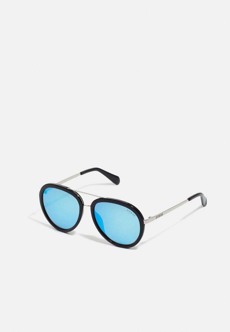 Guess - KIDS EYEWEAR UNISEX - Sluneční brýle - black