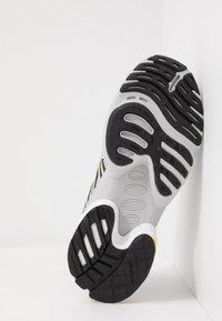 adidas Originals - EQT GAZELLE - Sneakers - grey two/legend ink/yellow - 4
