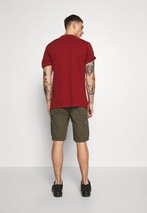 UTILITY CARGO - Shorts - khaki