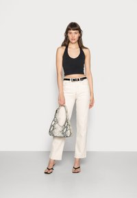 BDG Urban Outfitters - PAX - Straight leg jeans - ivory - 1
