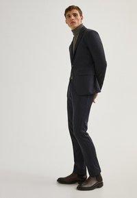 Massimo Dutti - Suit trousers - blue - 5
