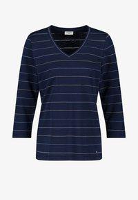 Gerry Weber - Long sleeved top - blau ringel - 0