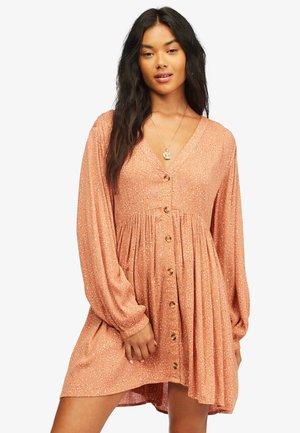 Jersey dress - coconut