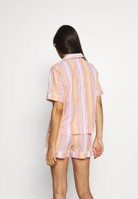 Marks & Spencer London - HANGING SHORT SET - Pyjamas - pink - 2