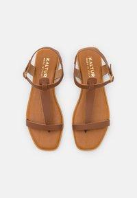Kaltur - Sandales - brown - 4