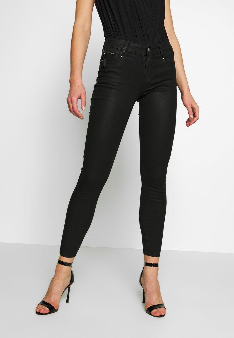 Morgan - Jeans Skinny - noir