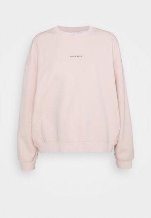 SIRYLA - Sweater - light pink