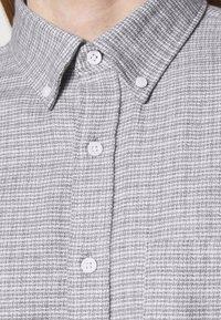 Club Monaco - JASPE  - Shirt - dark grey - 4