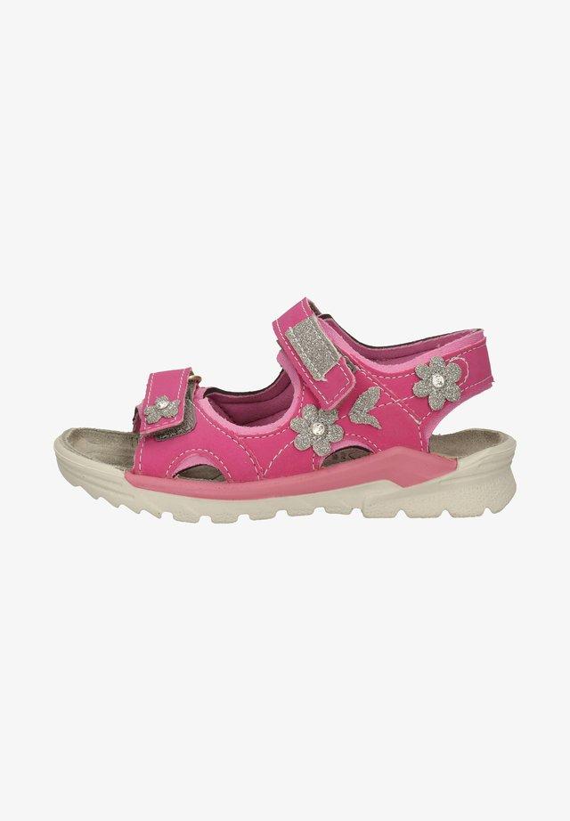 Sandales - rosada